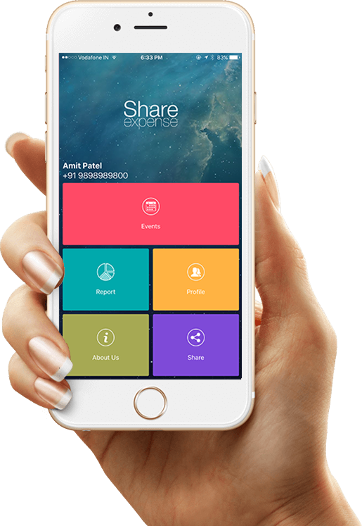 Share expenses easily and fairly - ShareExpense